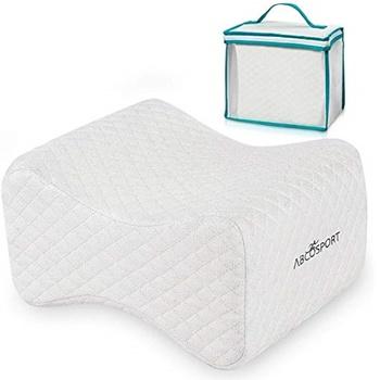Abco Tech Memory Foam Knee Pillow B01N55W0UB