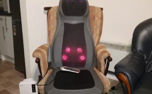Best Electric Back Massagers Featured
