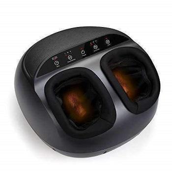 RENPHO Shiatsu Foot Massager Machine with Heat, Deep Kneading