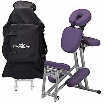 STRONGLITE Portable Massage Chair Ergo Pro II B010IFMTBY