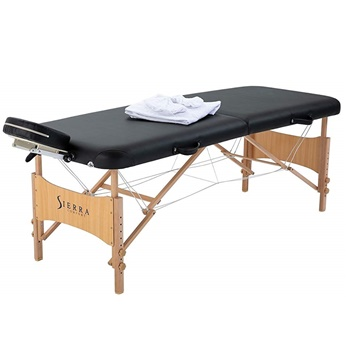Sierra Comfort All-Inclusive Portable Massage Table B003D6F5HQ
