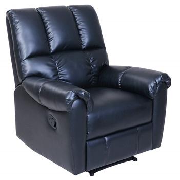Barcalounger Relax & Restore Recliner, Black B074JGSPK7