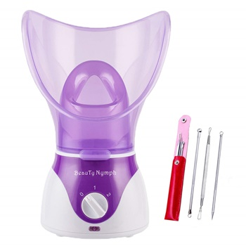 Beauty Nymph Spa Home Facial Steamer B01MTKAA4T