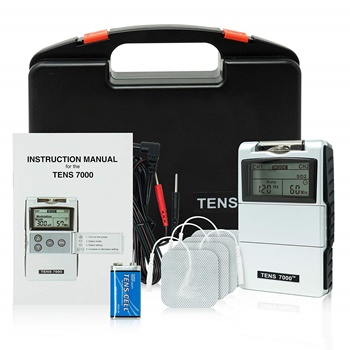 TENS 7000 2nd Edition Digital TENS Unit with Accessories B00NCRE4GO