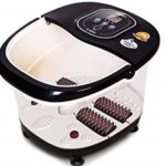 PowMax Foot Spa Multifunction Heat Infrared Vibrating Featured